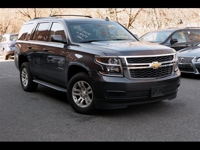 Certified Pre-Owned 2017 Chevrolet Tahoe LS