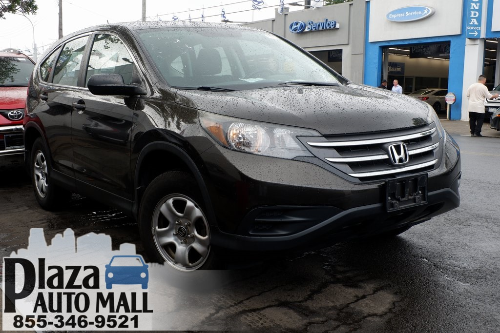 Certified Pre-Owned 2013 Honda CR-V LX