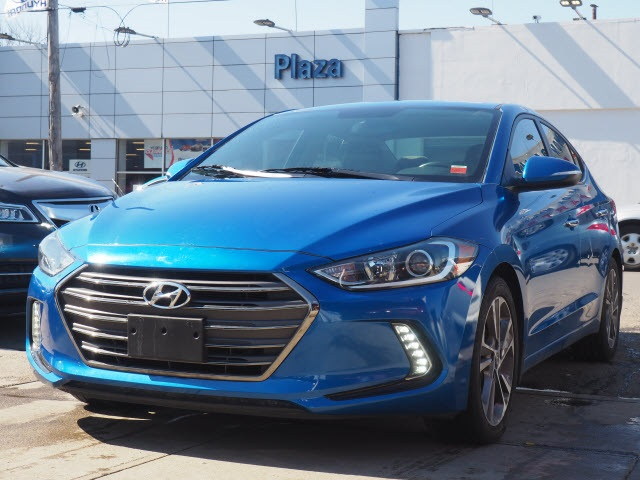 Certified Pre Owned 2017 Hyundai Elantra Limited