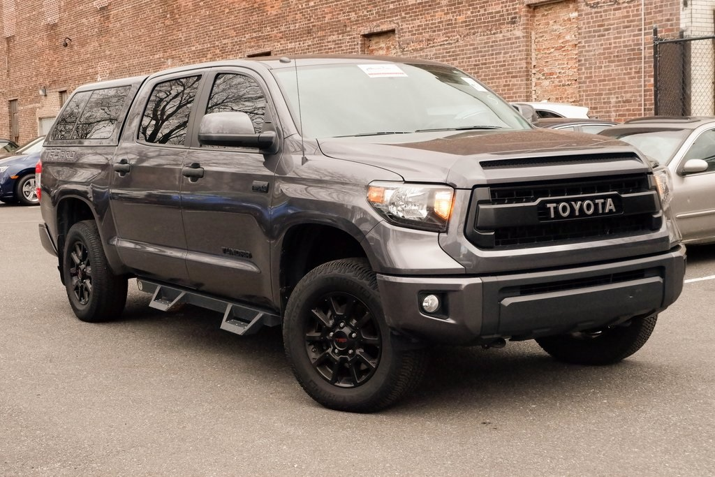 Certified Pre-Owned 2016 Toyota Tundra TRD Pro