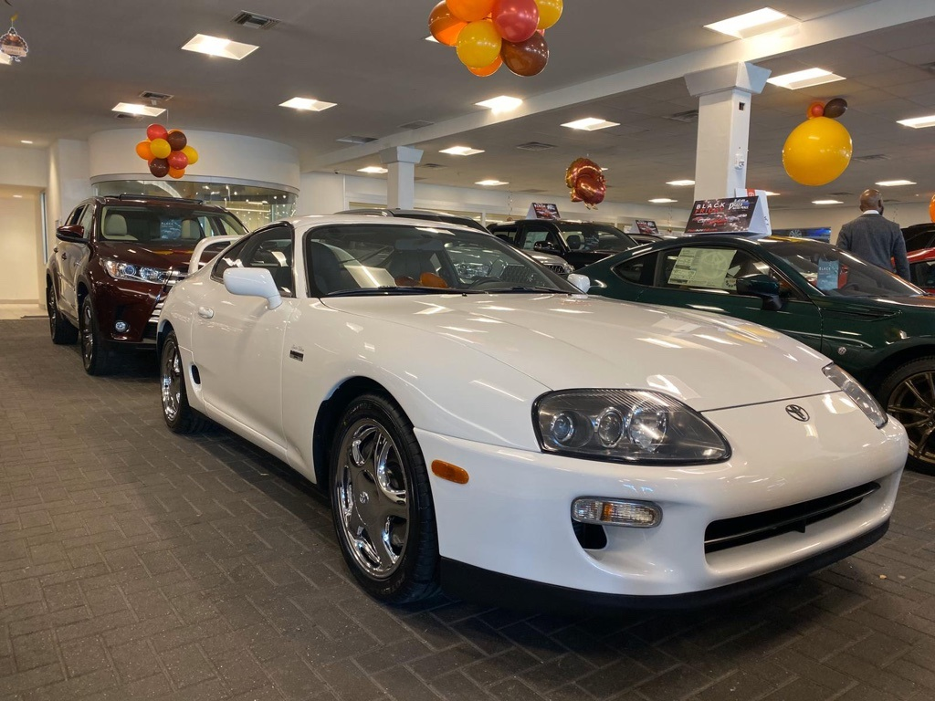 Pre-Owned 1997 Toyota Supra Twin Turbo