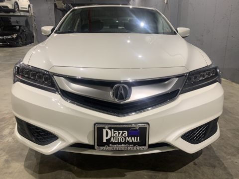 Certified Pre-Owned 2018 Acura ILX Base