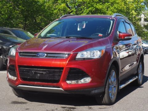Pre-Owned 2016 Ford Escape Titanium