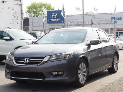 Certified Pre-Owned 2013 Honda Accord EX
