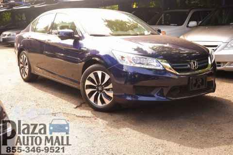 Certified Pre-Owned 2015 Honda Accord Hybrid Touring