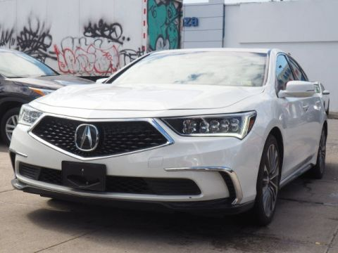 Certified Pre-Owned 2018 Acura RLX Base
