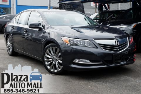 Certified Pre-Owned 2017 Acura RLX Base