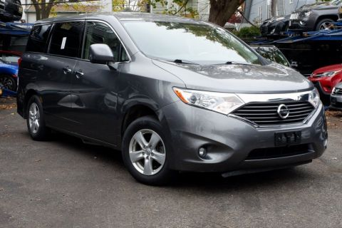 Certified Pre-Owned 2015 Nissan Quest 3.5 SV