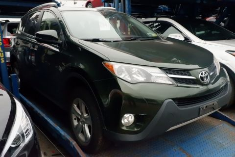 Certified Pre-Owned 2013 Toyota RAV4 XLE
