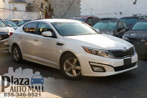 Certified Pre-Owned 2014 Kia Optima LX