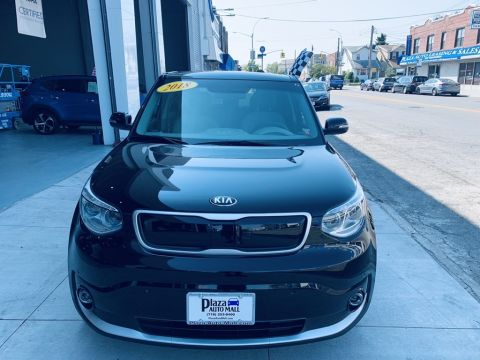 Certified Pre-Owned 2018 Kia Soul EV Plus